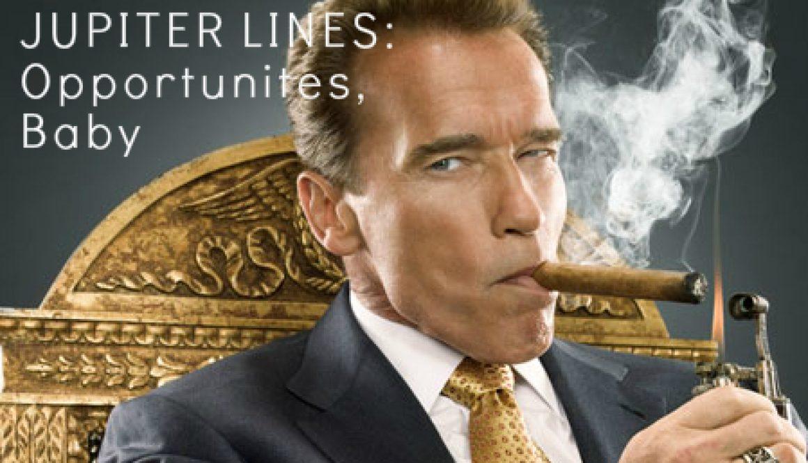 Arnold Schwarzenegger jupiter