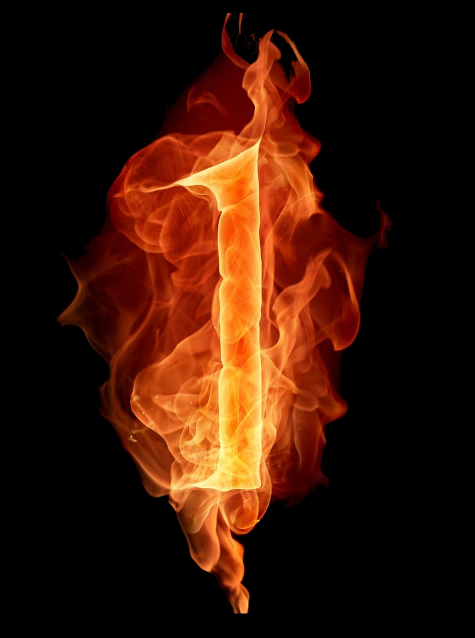 NUMEROLOGY –  Number One, Baby