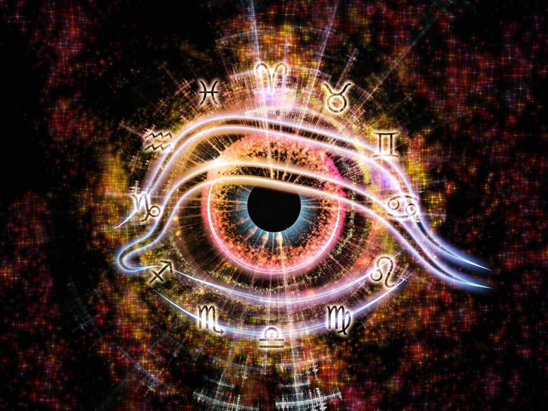 astrology all seeing eye
