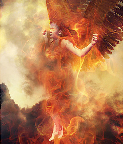 Scorpio Mercury Retrograde – Halloween's Phoenix Flame
